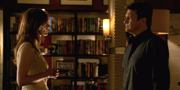 Writing is Everything - In any language    : [Castle Fic
