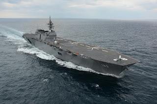Kapal Perang Izumo Class