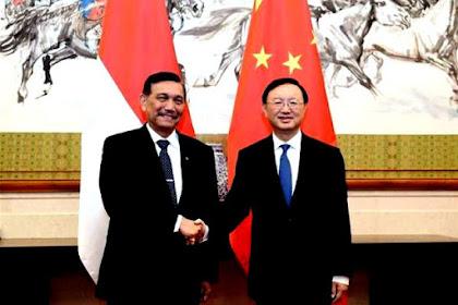 April, RI Tawarkan 28 Proyek Senilai Rp 1.287 Triliun ke Cina