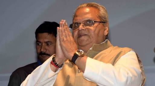 Satya Pal Malik appointed as Jammu and Kashmir new Governor