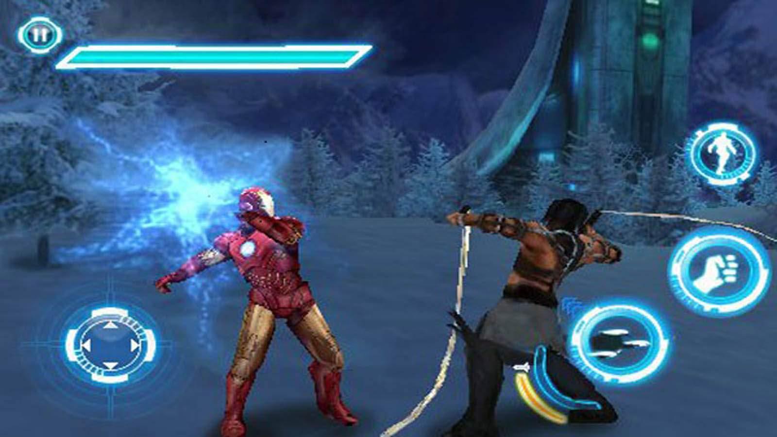 تحميل لعبة Iron Man 1 مضغوطة برابط واحد مباشر كاملة مجانا