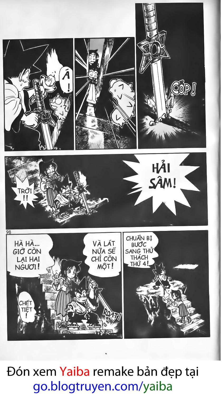 Yaiba chap 116 trang 7