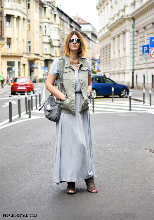 What to wear: tall girls street style inspiration, Tonka Antonija Mandić