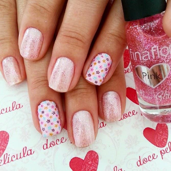 Esmalte Fina Flor Pink