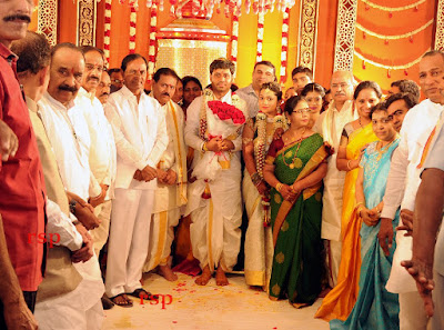 Dr-s-venugopala-charys-daughter-sindhu-krishna-wedding