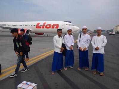 Menjawab 5 Anggapan Miring Naik Pesawat Lion Air Indonesia