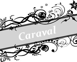 Caraval title image