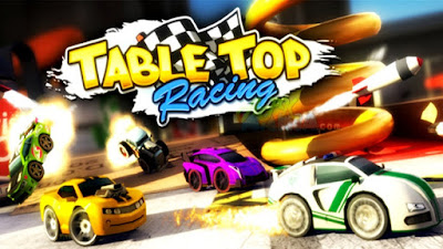 Download Game Android Gratis Table Top Racing apk + obb