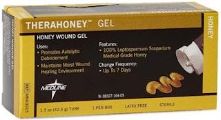TheraHoney Gel Honey Wound Gel