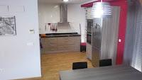 duplex en venta zona calle boqueras almazora cocina