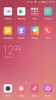 Custom Rom For Firefly Mobile Intense Mini Screenshot 1