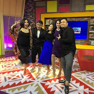 Talk show Saipul Jamil