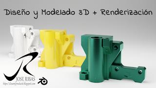 Diseño y Modelado 3D para Impresión 3D