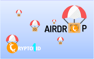 Airdrop DeBITCOIN BING - 98 ($ 49)