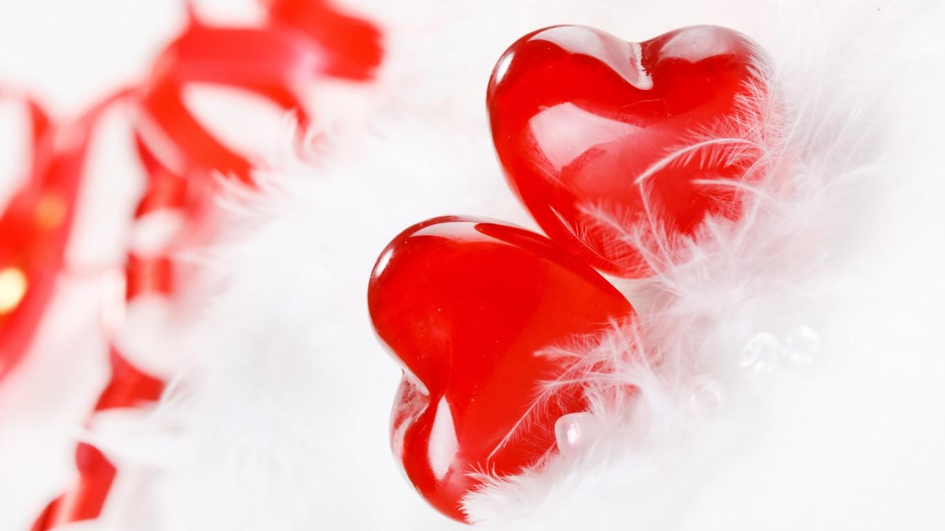 Love Heart Wallpaper Hd: Hd Wallpapers For Desktop: Love HD Wallpapers