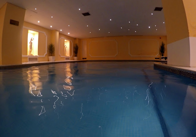 The Grand Hotel Eastbourne Indoor Swimming Pool