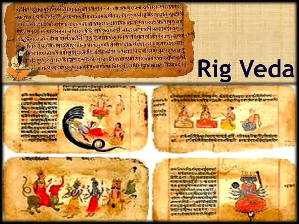 Resultado de imagen para El Rigveda