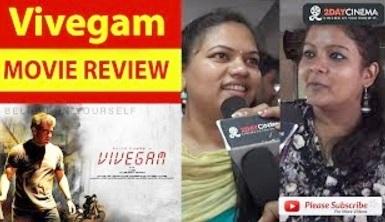 Vivegam Movie Review   Thala Ajith Kumar   Kajal Aggarwal