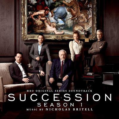 Succession Season 1 Soundtrack Nicholas Britell