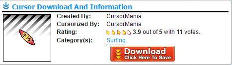 Cursor Download Kare