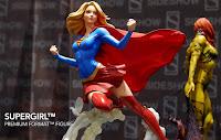 SDCC 2018 Sideshow DC Comics Supergirl Premium Format Figure 002