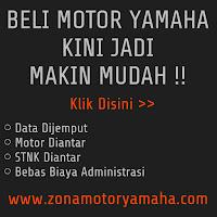 Beli Motor Yamaha Jadi Makin Mudah