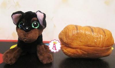 Игрушечный щенок в выпечке Sweet Pups Sweety Peety
