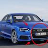Audi A3 diesel fails for sale Dealer in eroupe
