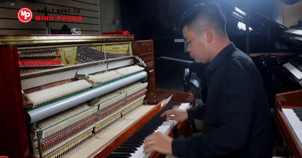 Đàn Piano Cơ Chính Hãng, Chất Lượng Cao Giá Tốt