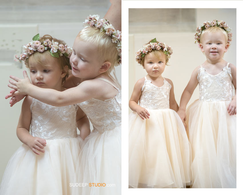 Cutest Flower Girls SudeepStudio.com Ann Arbor Wedding Photographer
