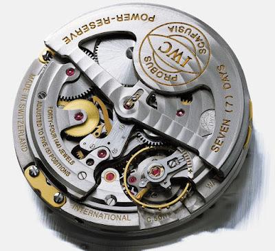 IWC Schaffhausen Big Pilot's Watch Ref. 5002 - calibre 5011 self-winding movement with 7 days power reserve