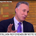 Cool Video:  Bloomberg TV--Italy and Austria this Weekend