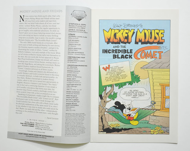 Inside Mickey Mouse #292