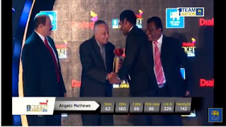 Dialog Sri Lanka Cricket Awards - LIVE
