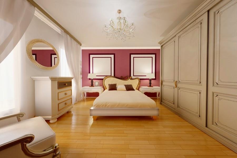 Design interior mobilier lemn