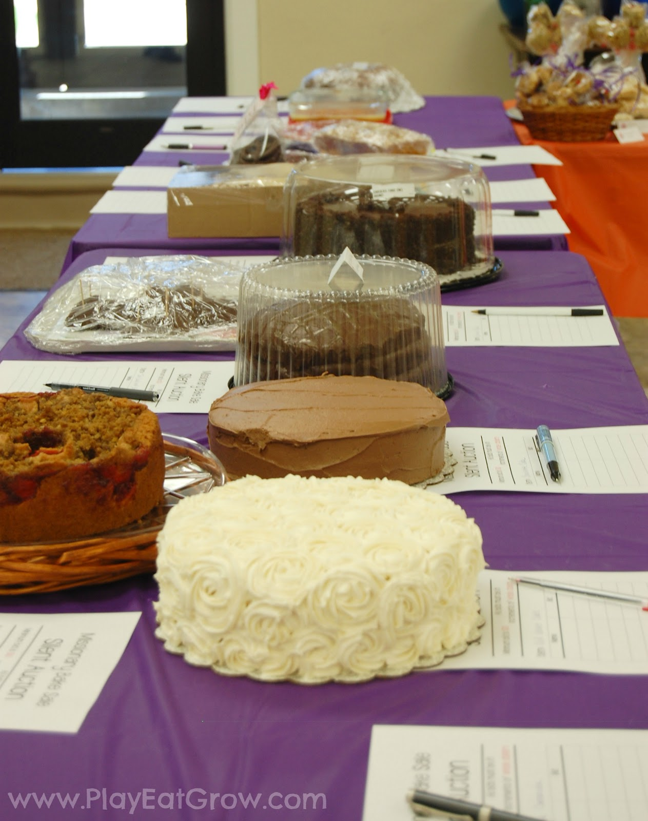 Eat Bake Sale Tips And Ideas