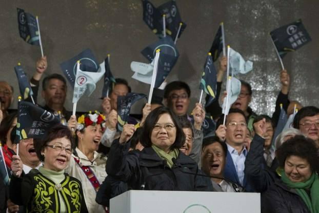 Cảnh cửa địa ngục đang mở chờ Trung Quốc nếu Đài Loan độc lập
