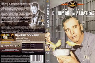 Carátula dvd: El hombre de Alcatraz (1962) (Birdman of Alcatraz)