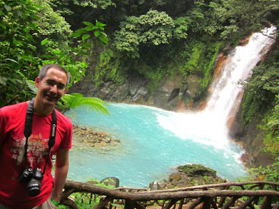 Catarata del Rio Celeste