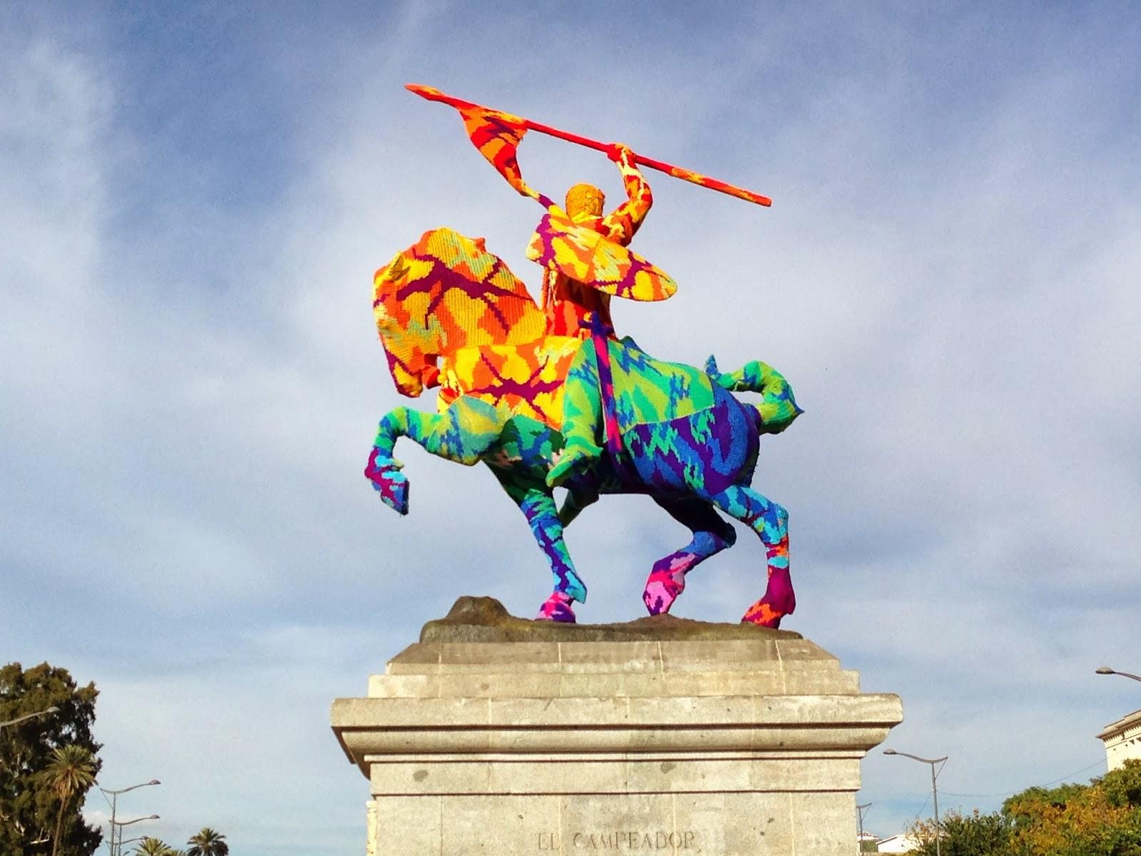 Monumento del Cid Campeador Sevilla