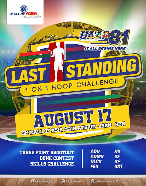 The Last One Standing UAAP Season 81