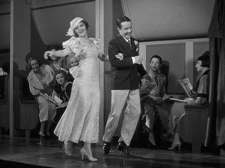 42nd Street 1932 movieloversreviews.filminspector.com Shuffle Off to Buffalo