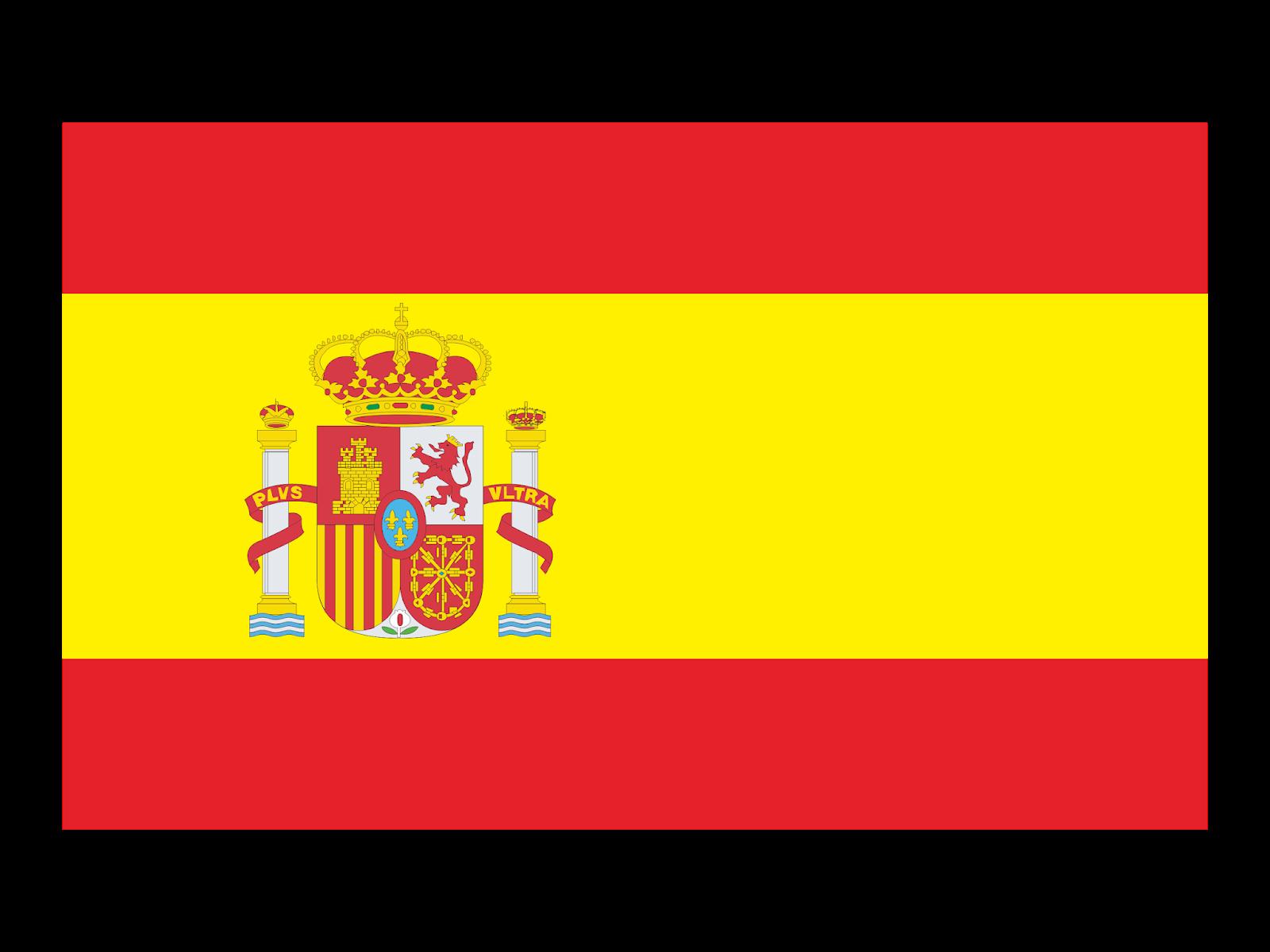 Logo Bendera Spanyol Vector Cdr Png Hd
