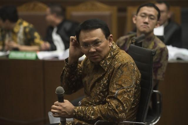 Jaksa Sebut 37 Anggota Komisi II DPR Kecipratan Korupsi E-KTP, Termasuk Ahok?