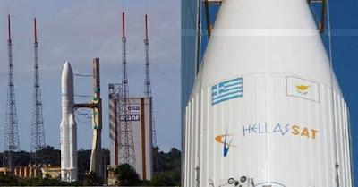 HELLAS SAT 4: Το Νοέμβριο η εκτόξευση του δορυφόρου