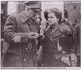 ll Generale di Brigata Piera Gatteschi Fondelli