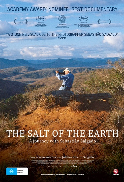 O Sal da Terra – Legendado (2014)
