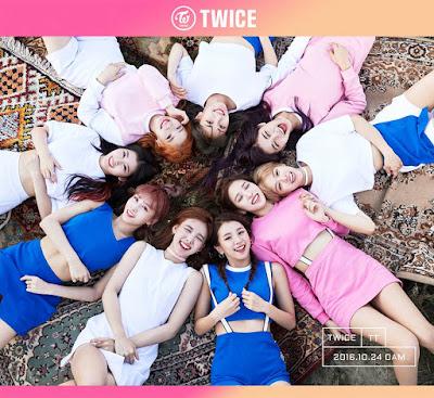 TWICE (JYP Entertainment)