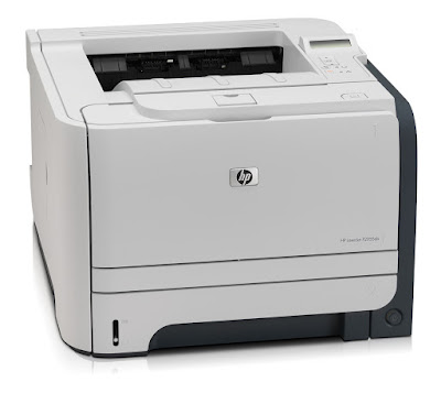 HP LaserJet P2055dn Printer Driver Download