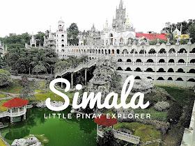 monastery of the holy eucharist simala castle sibonga cebu